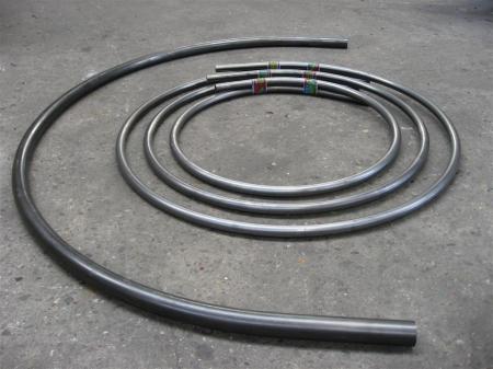 Ringen walsen in diverse diameters